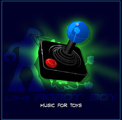 lo-fi ROBOT Boy's NEW ALBUM