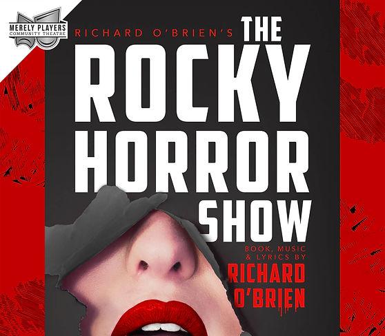 Rocky Horror Show Tickets Button