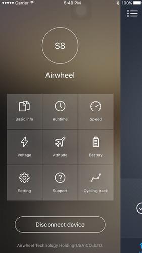 airwheel-app