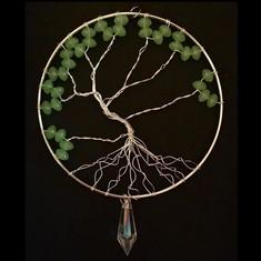 """5"""" Tree of Life Suncatcher"""