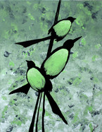 Triple Bird Branch