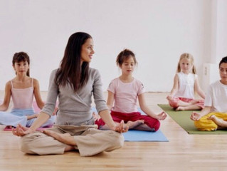 Mindfulness Benefits Children and Teens