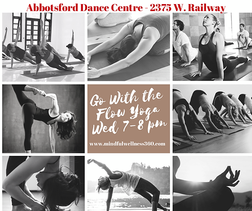 Free Yoga Class (1st time clients only).