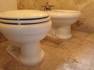 Artistic toilet bolt caps
