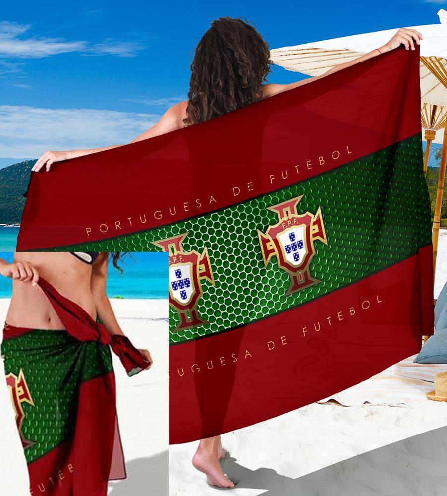 Custom Logo Sarong Wrap