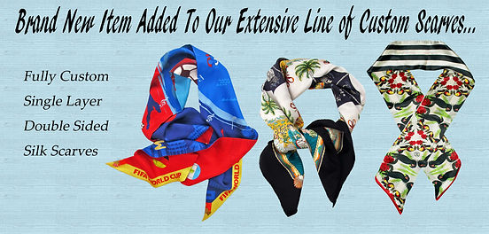 Double Sided Scarf in Featured Items May