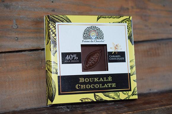 Boukalé  40 %