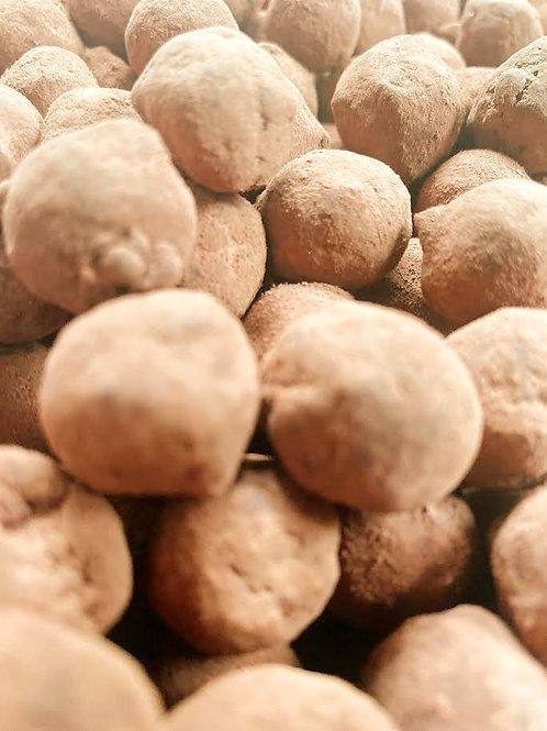Hazelnoten - MELKchocolade - Speculaas koekjes - Caramel - 150gr GV/LV/SOJAVRIJ