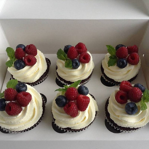 Cupcakes 6st