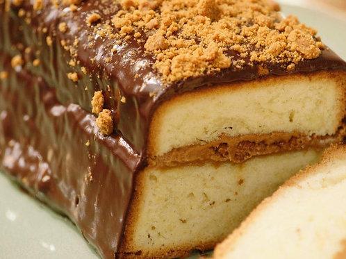 Botercake Speculaas-Chocolade GV/LV/SOYAVRIJ 400gr