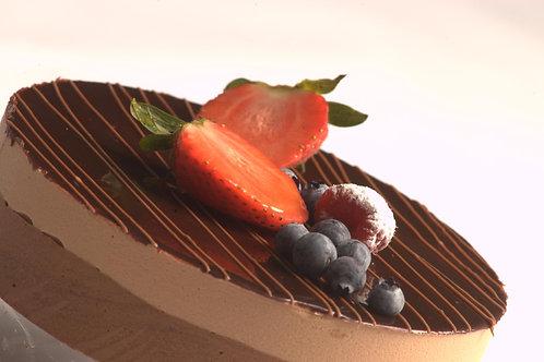 Sofia chocolade mousse GV - 6pers
