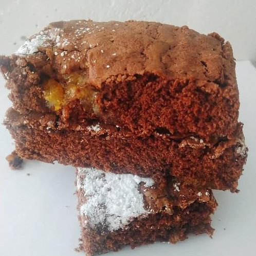 Brownies met appelsien GV/LV/MV 200gr