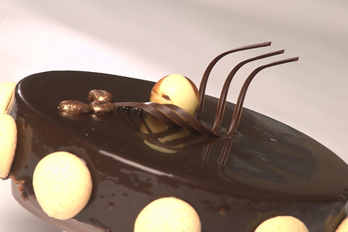 St-Andre koffie-mascarpone mousse GV/LV - 6 pers