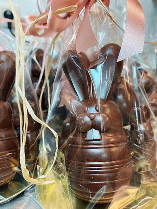 Chocolade Paasfiguurtjes PUUR 150gr, 300gr, 500gr -  GV/LV/MV/SOYAVRIJ/VEGAN
