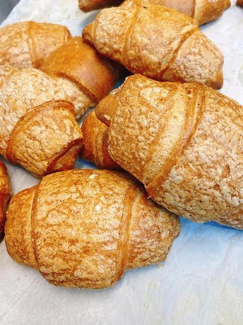 Croissant GV/LV/SOYAVRIJ of GV/LV/MV/SOYAVRIJ/VEGAN 1st