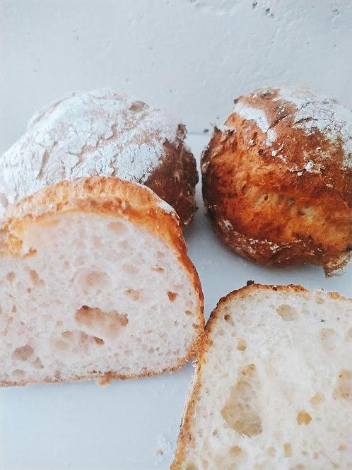 Authentiek broodje natuur GV/LV/MV - 1st