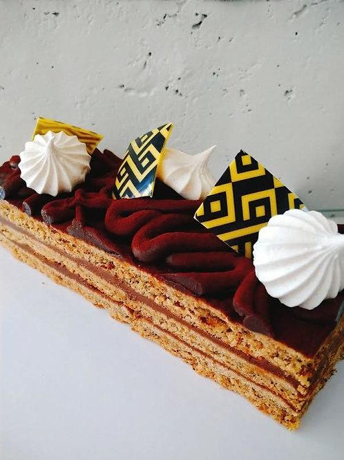 Koffie luxe cake GV/LV 400gr