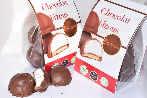 Chocolat bizous GV/LV/MV - 5 stuks