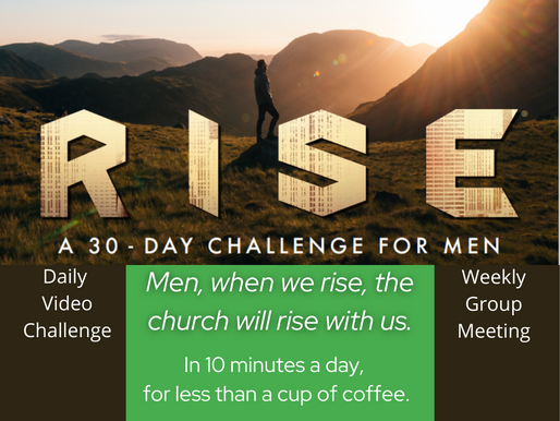 MEN - It's time to RISE
