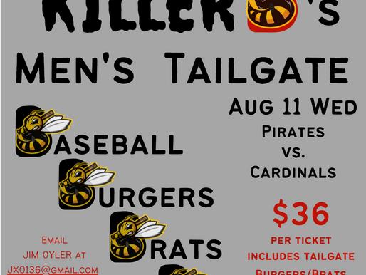 Killer B's - Pirates Tailgate
