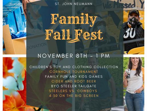 Family Fall Fest - Doin' Good, Havin' Fun