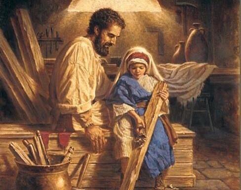 Celebrate St. Joseph the Worker