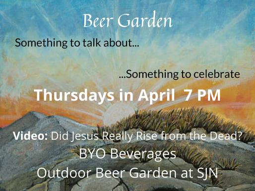 Resurrection Beer Garden