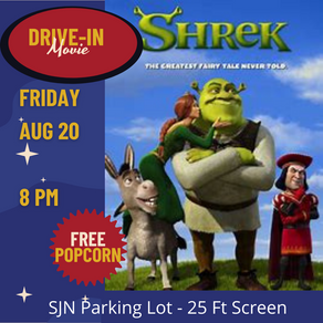 Admit it - You love Shrek and your kids haven't seen it.