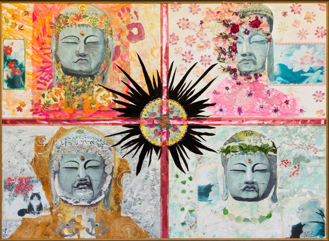 Four Seasons of Buddha