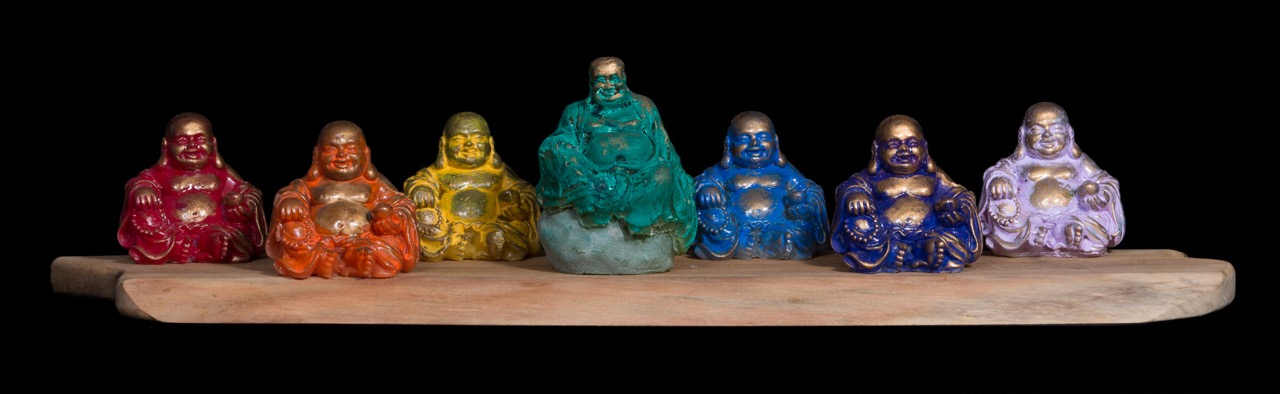 Chakra Buddhas