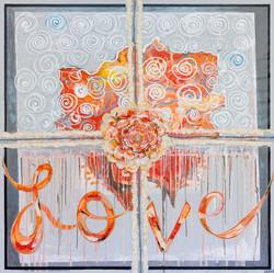 Love Orange Flower