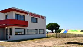 Visite du PELICANDROME de Beziers -Cap d'Agde