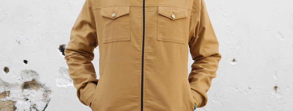 Sand Cotton Jacket