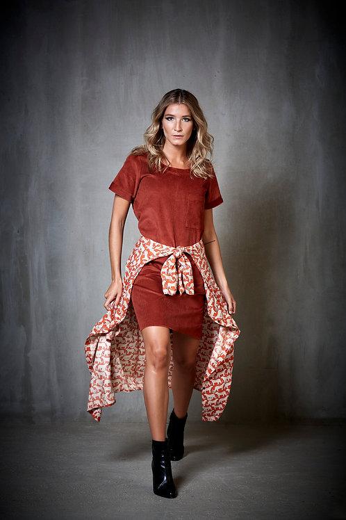Brick Dress