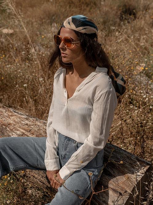 Camisa Orgânica Stailish Aloe Vera