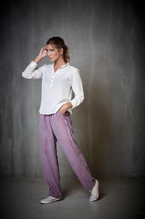 Larai purple trousers