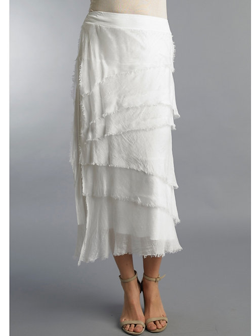 The Giselle Silk Skirt