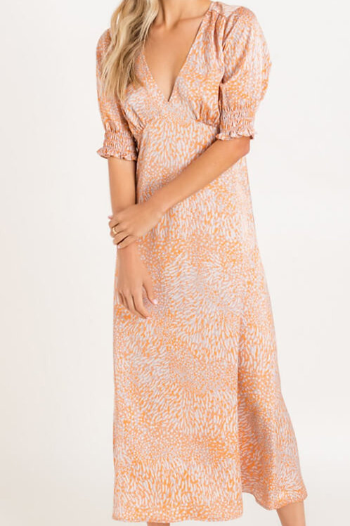 The Isabella Midi Dress