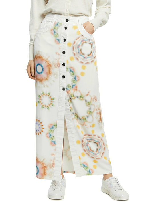 Desigual Sunny Day Maxi Skirt