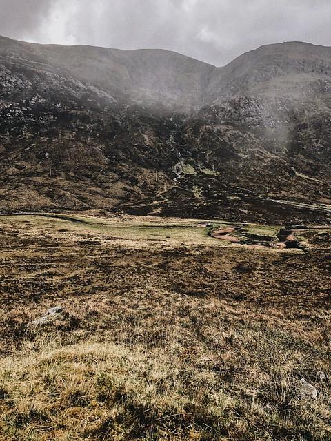 West Highland Way - day 6. Kinlochleven to Fort William