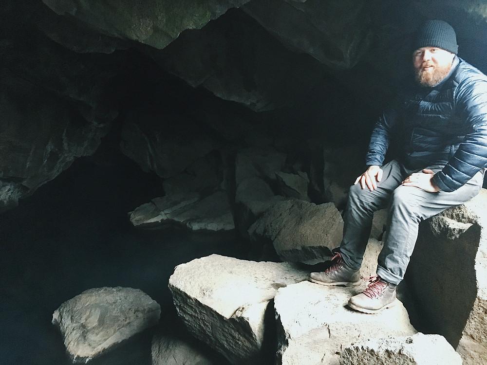 Grjótagjá Caves