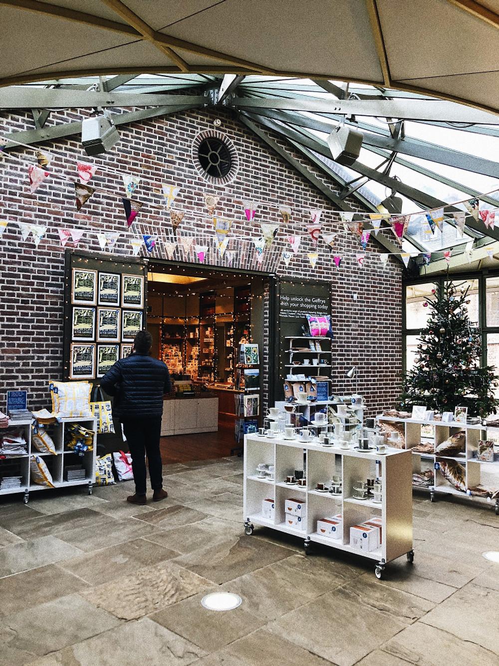 Geffrye Museum - Christmas London - Too Many Plants Blog