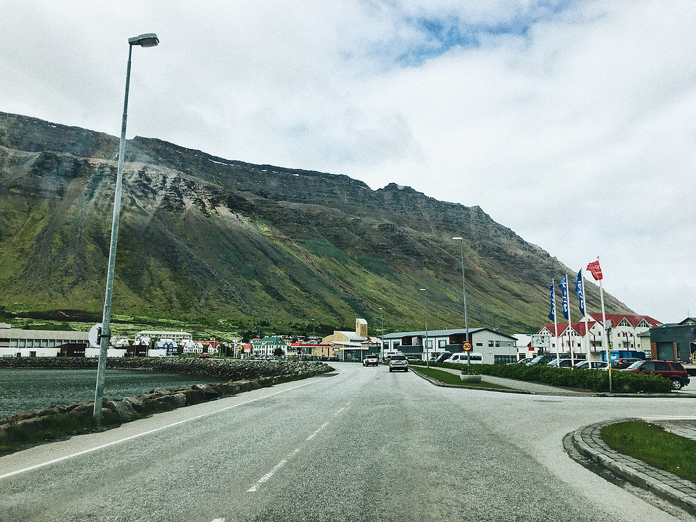 West Fjords - ring road trip