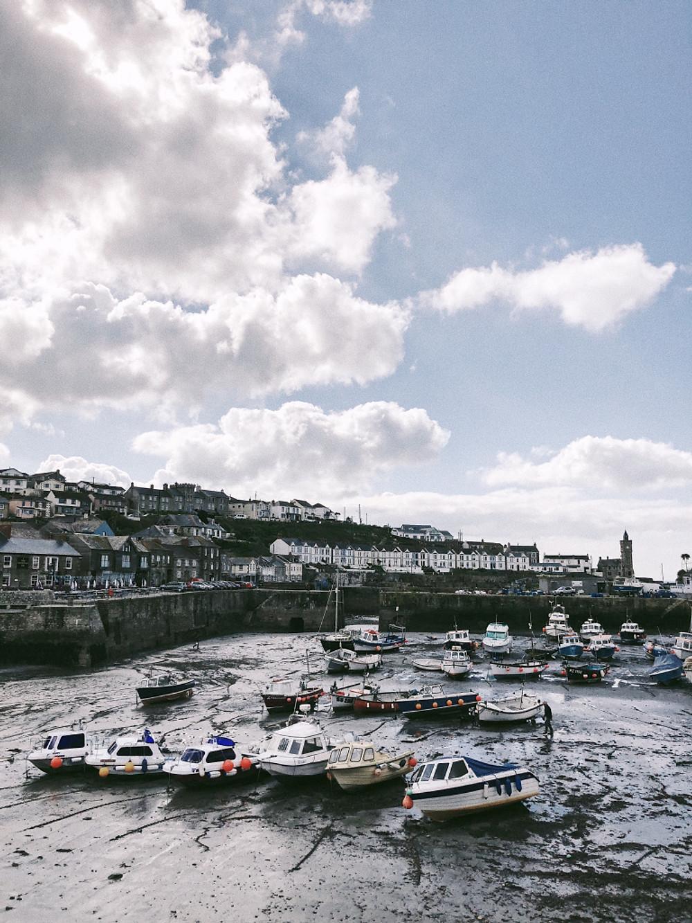 Cornwall - Porthleven. Too Many Plants Blog