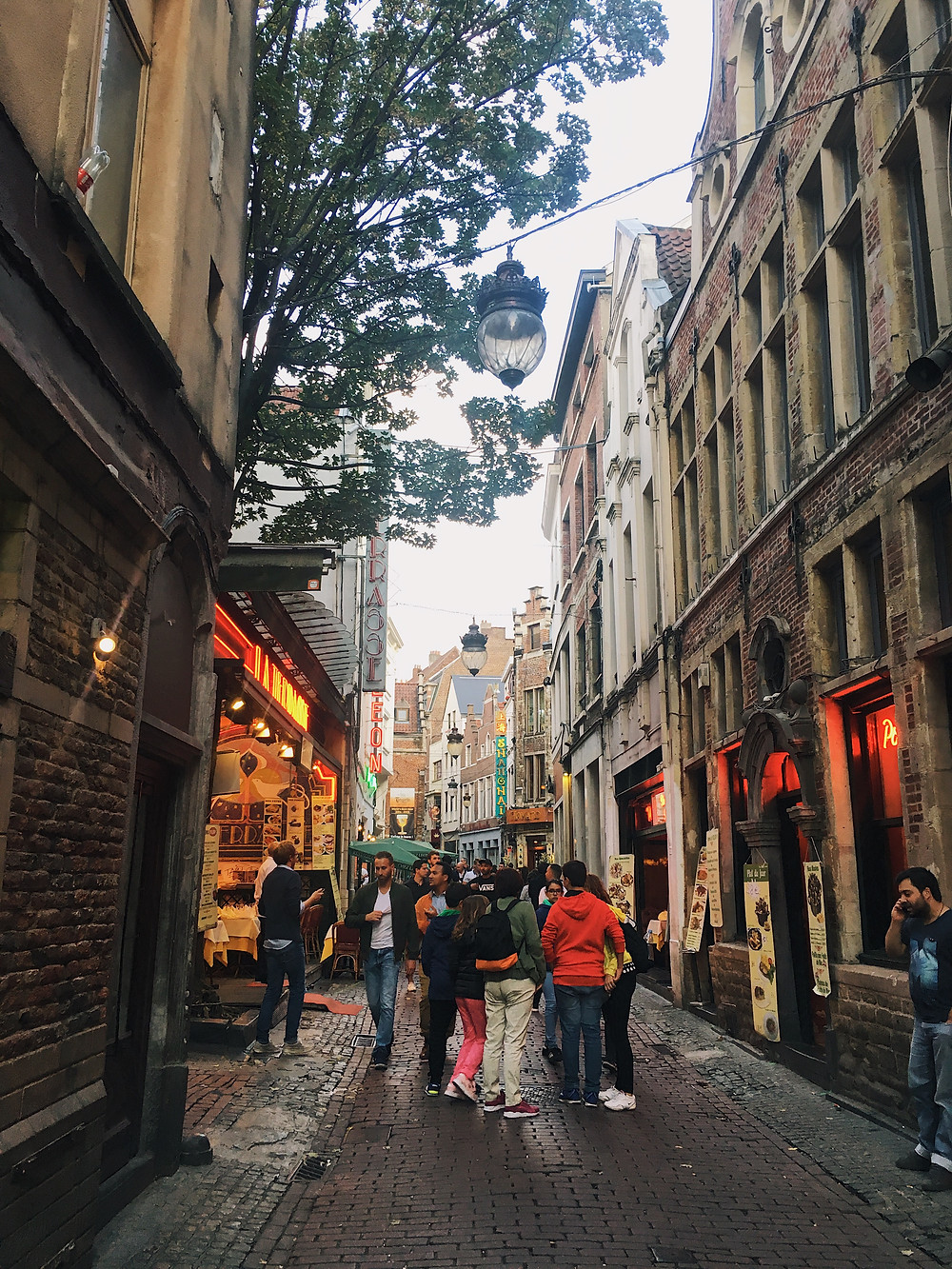 Brussels Streets