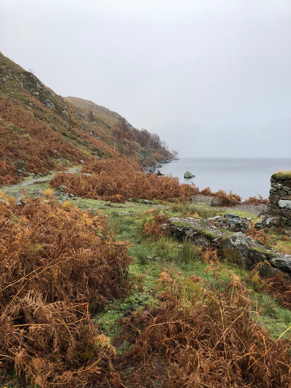 Hiking at Loch Morar, Scottish Highlands - Too Many Plants Blog