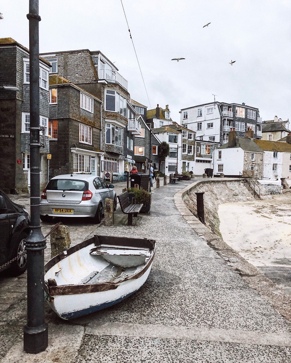 Road trip in Cornwall - ST Ives. Too Many Plants Blog