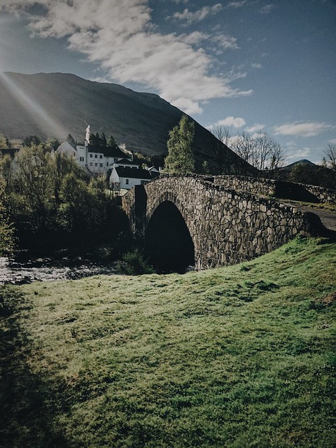West Highland Way. Day 5. Bridge of Orchy to Kinlochleven.