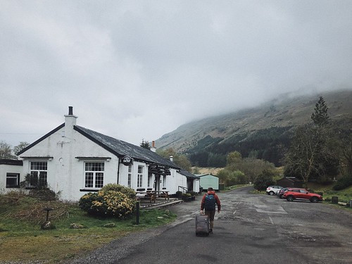 West highland way, Day 4 Crianlarich, May 2019