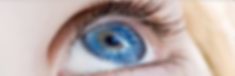 Banner me oog